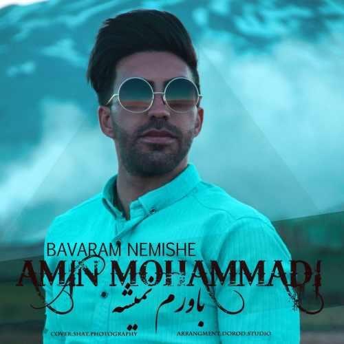 دانلود موزیک جدید باورم نمیشه از امین محمدی