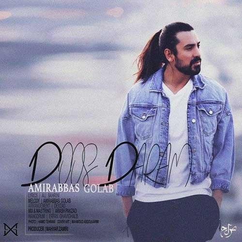 دانلود موزیک جدید دوست دارم از امیر عباس گلاب