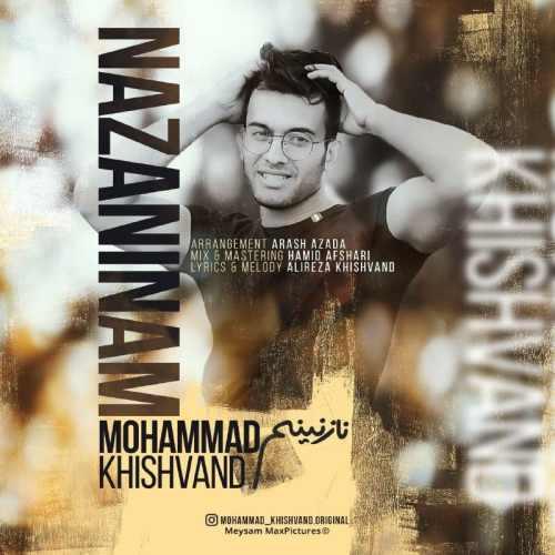 دانلود موزیک جدید نازنینم از محمد خیشوند