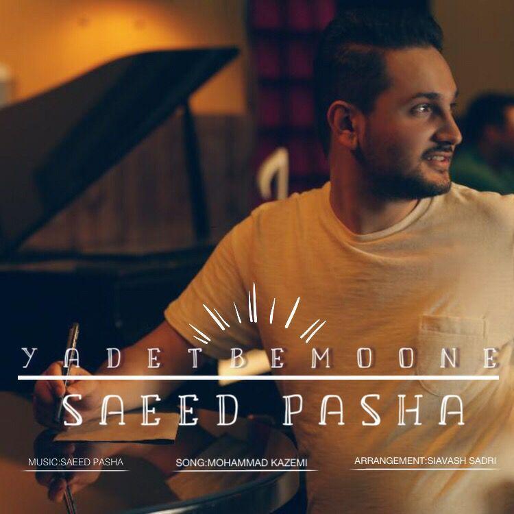 دانلود موزیک جدید یادت بمونه از سعید پاشا