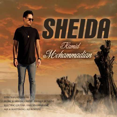دانلود موزیک جدید شیدا از حمید محمدیان