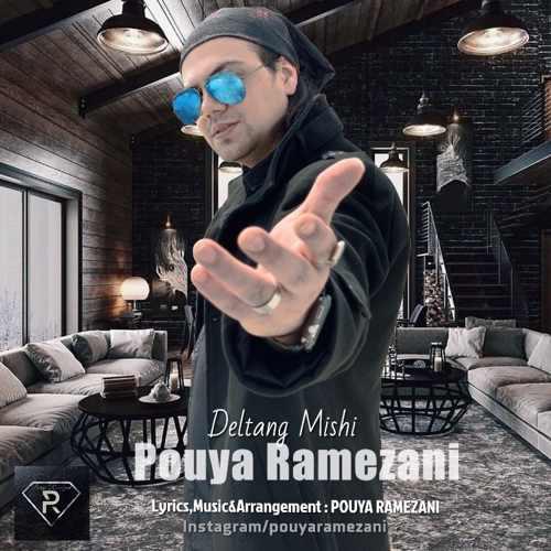 دانلود موزیک جدید دلتنگ میشی از پویا رمضانی