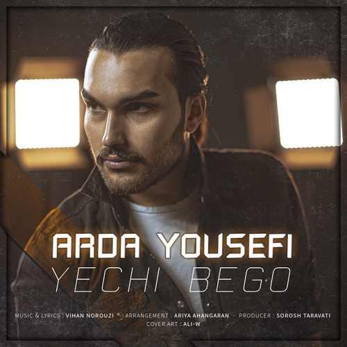 دانلود موزیک جدید یه چی بگو از آردا یوسفی