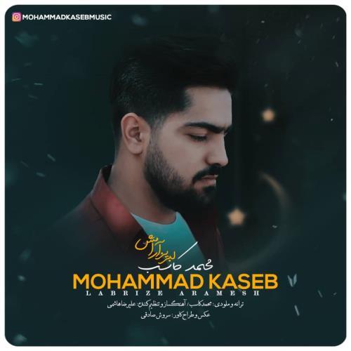 دانلود موزیک جدید لبریز آرامش از محمد کاسب