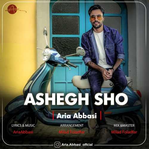 دانلود موزیک جدید عاشق شو از آریا عباسی