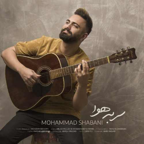 دانلود موزیک جدید سر به هوا از محمد شعبانی