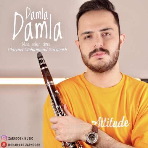 دانلود موزیک جدید داملا داملا از بی کلام محمد زرنوش