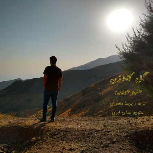 دانلود موزیک جدید گل کاغذی از علی حبیبی