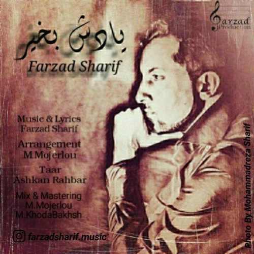 دانلود موزیک جدید یادش بخیر از فرزاد شریف