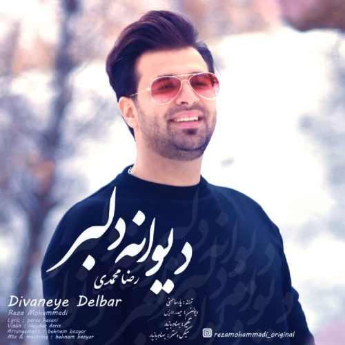 دانلود موزیک جدید دیوانه دلبر از رضا محمدی