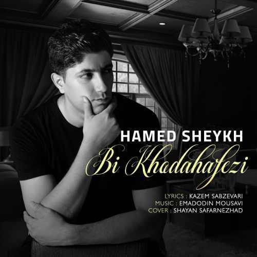 دانلود موزیک جدید بی خداحافظی از حامد شیخ