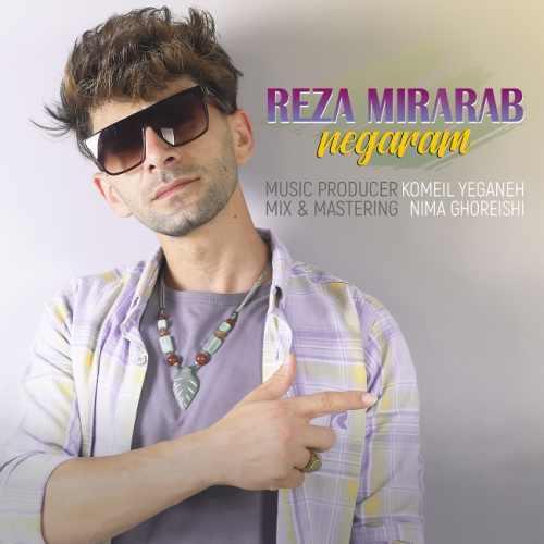 دانلود موزیک جدید نگارم از رضا میرعرب