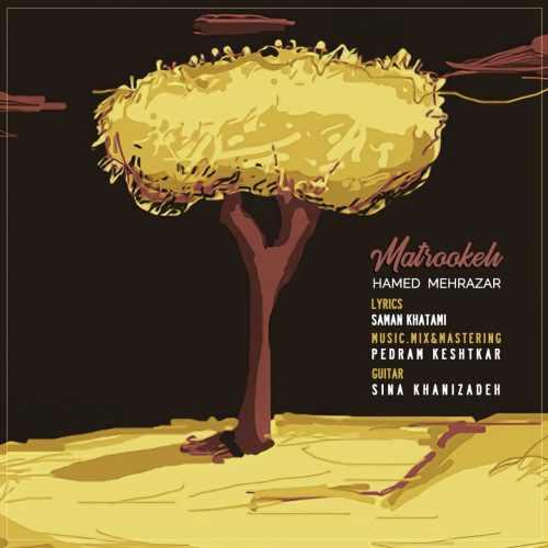 دانلود موزیک جدید متروکه از حامد مهرآذر