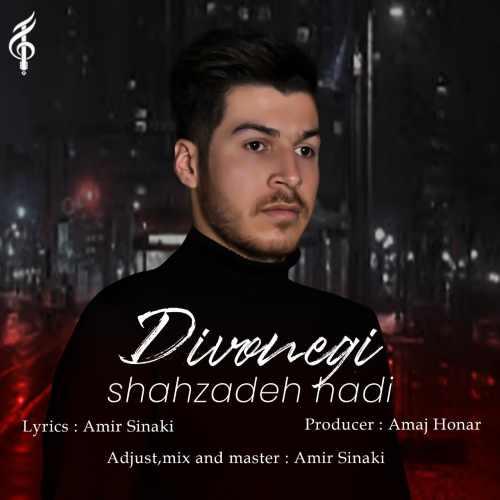 دانلود موزیک جدید دیوونگی از شاهزاده هادی