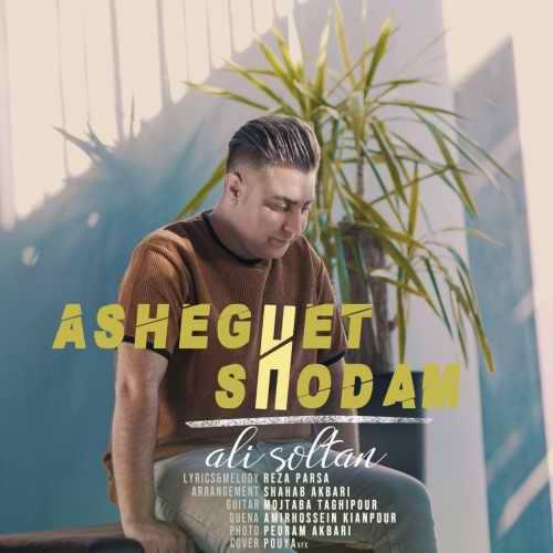 دانلود موزیک جدید عاشقت شدم از علی سلطان