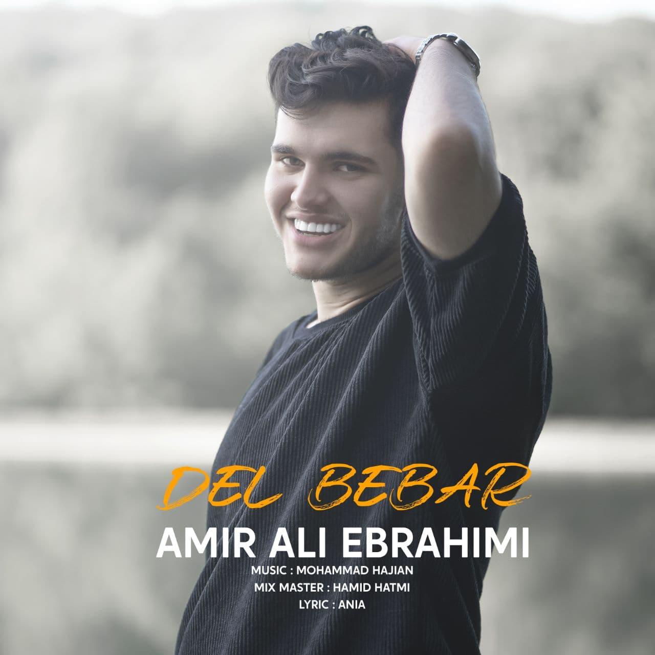 دانلود موزیک جدید دل ببر از امیر علی ابراهیمی