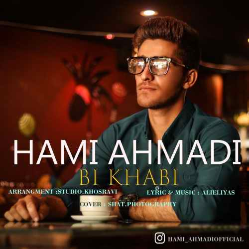 دانلود موزیک جدید بی خوابی از حامد احمدی