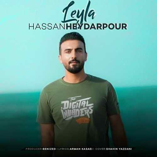 دانلود موزیک جدید لیلا از حسن حیدرپور