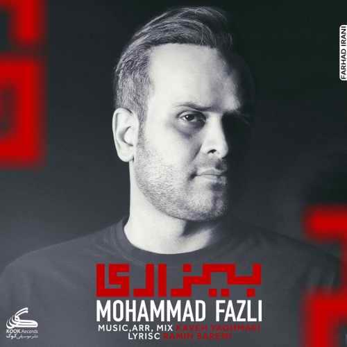دانلود موزیک جدید بیزاری از محمد فضلی