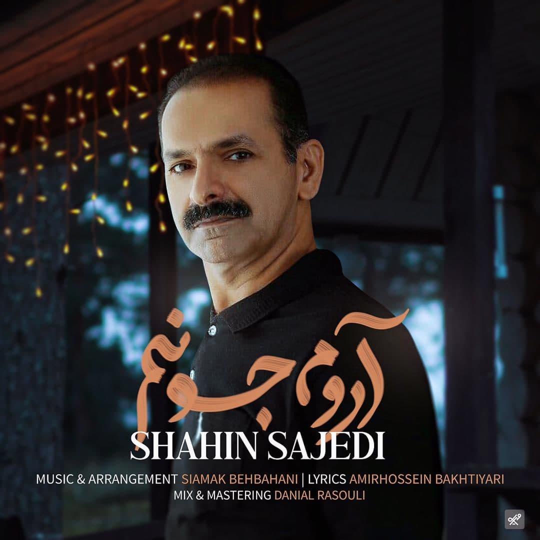 دانلود موزیک جدید آرومه جون از شاهین ساجدی