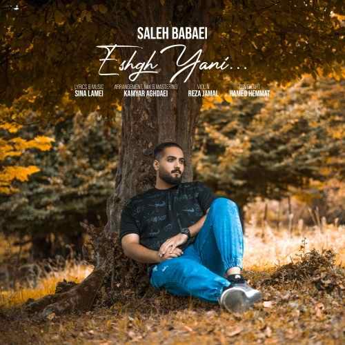 دانلود موزیک جدید عشق یعنی از صالح بابایی